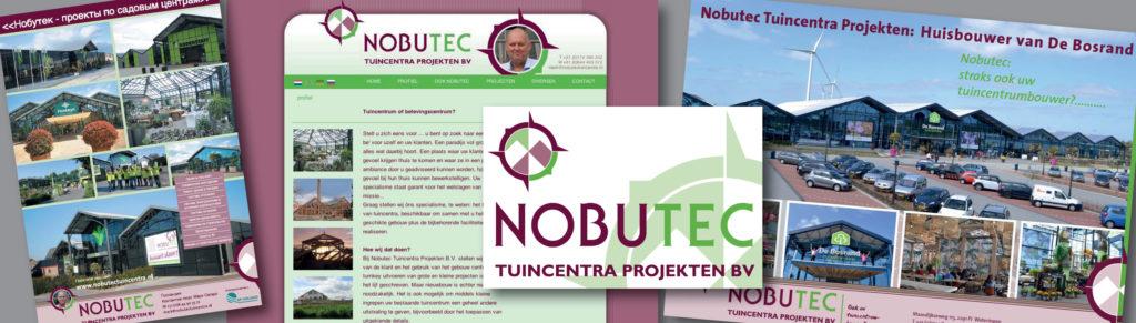mos reclame nobutec tuincentra projecten