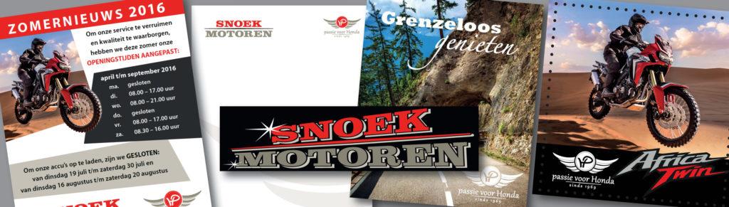 mos reclame snoek motoren heerhugowaard